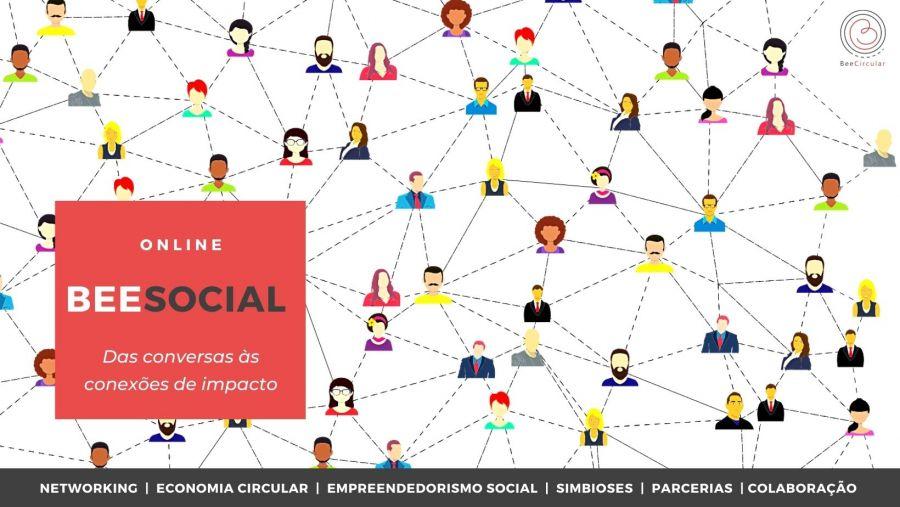BeeSocial – Das conversas às conexões de impacto