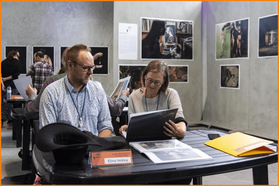PORTFOLIO REVIEW - Lisboa Meeting Point (Online e Presencial)