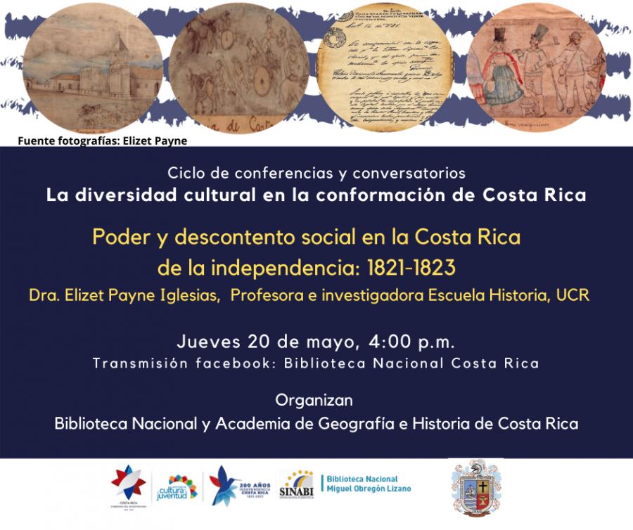 Poder y descontento social en la Costa Rica de la independencia: 1821-1931