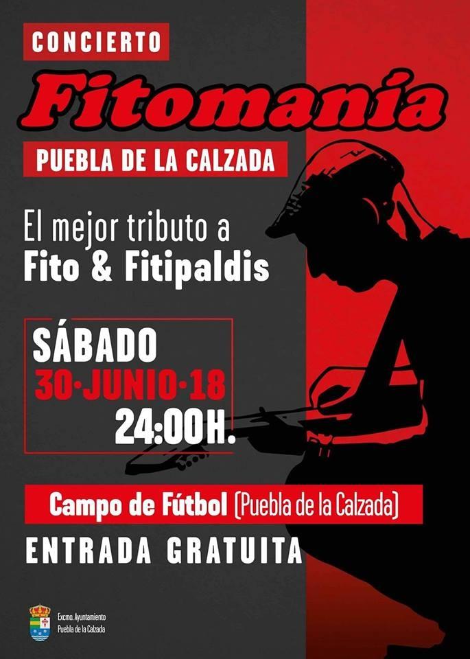 Concierto FITOMANÍA || Puebla de la Calzada