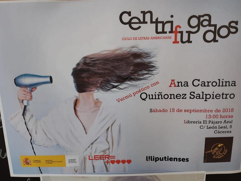 Presentación Ana Carolina Quiñonez Salpietro