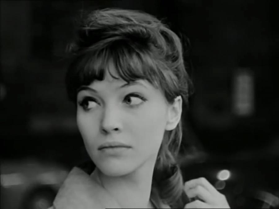 Viernes cinéfilos. Anna. 1967