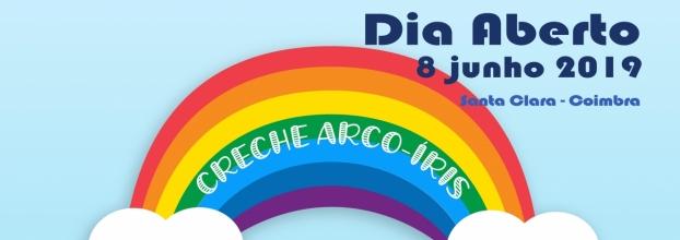 Dia Aberto - Creche Arco-íris