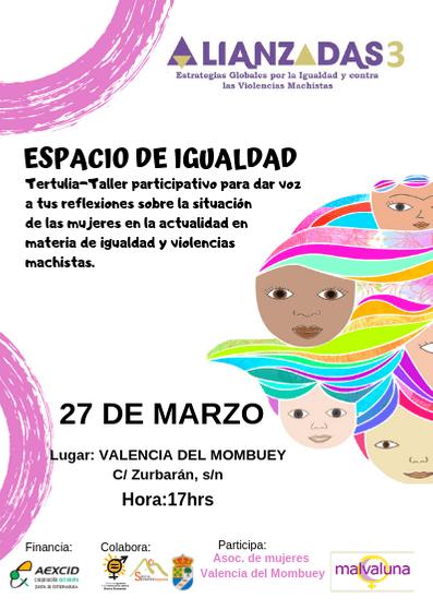 Espacio de igualdad // Alianzadas