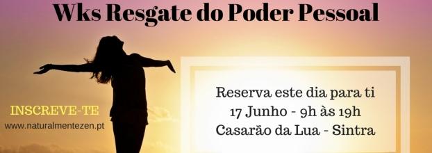 Workshop Resgate do Poder Pessoal
