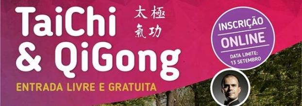Tai Chi e Qi Gong   Cidade Europeia do Desporto