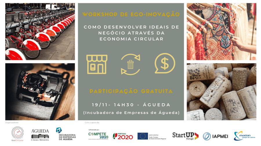 Workshop de Eco-inovação (Águeda)