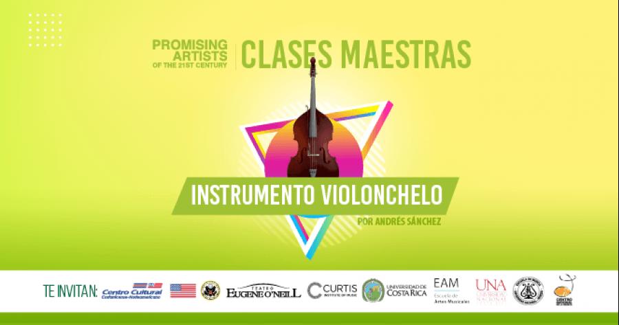 Clase maestra de Violonchelo por Curtis Institute of Music
