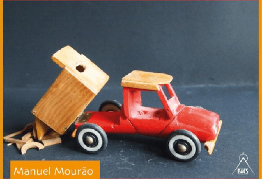 Brinquedos em madeira... 20 anos de criação artesanal