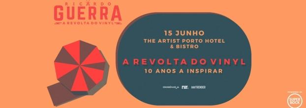 |10 Anos d'A Revolta do Vinyl no Porto-Rádio Oxigénio|