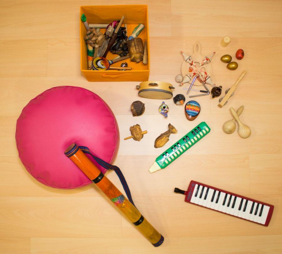 Workshop Galhofonia - expressão musical