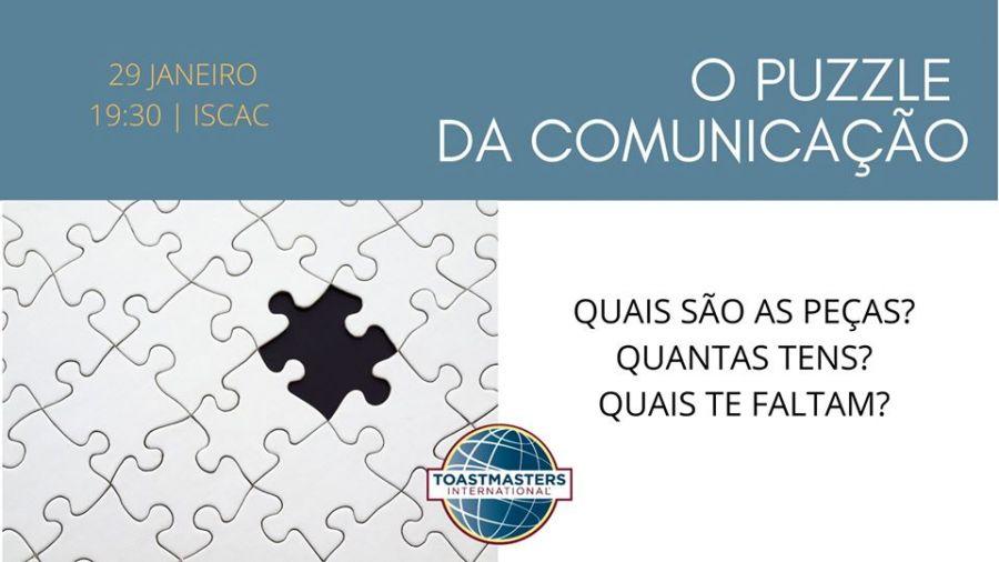O puzzle da comunicação