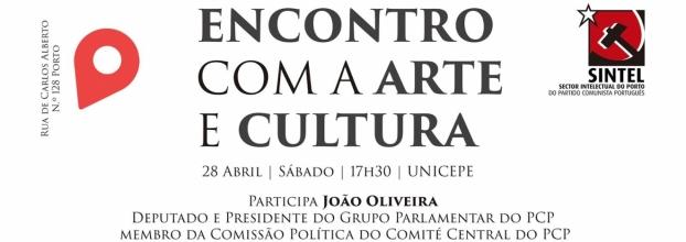 Encontro com a Arte e a Cultura