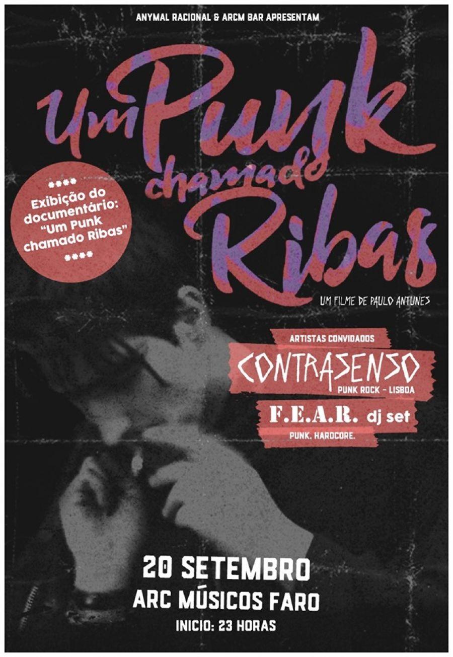 'Um Punk Chamado Ribas' - Exibição do Documentário