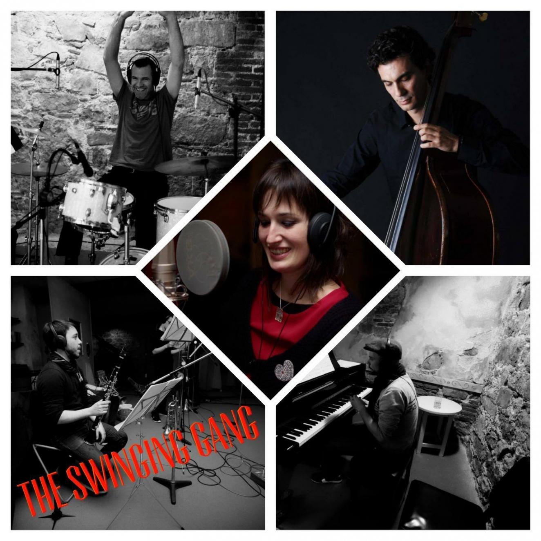 Club de Jazz y Sushi // THE SWINGING GANG
