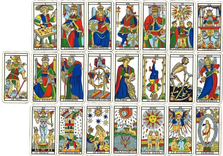 Atendimentos em Tarot - Imaginário Simbólico