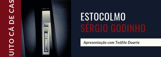 Apresentação do Livro 'Estocolmo' de Sérgio Godinho