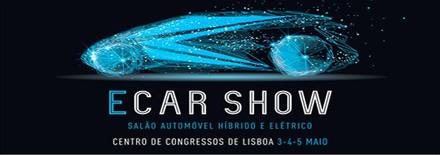 ECAR SHOW-Salão do Automóvel Híbrido e Elétrico