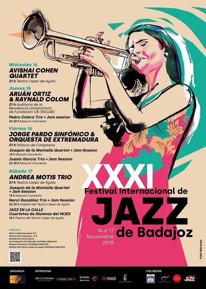 XXXI Festival Internacional de Jazz de Badajoz