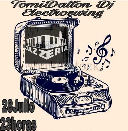 TomiDalton Dj Electroswing || La Jazzería