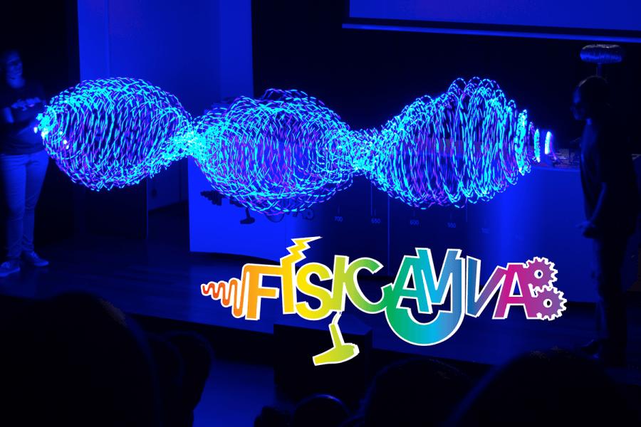Show de Ciência - Física Viva