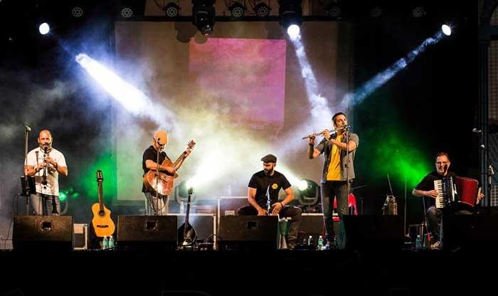ENVEREA (Extremadura) | Jueves 9 (Plaza Mayor)