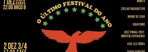 O Último Festival do Ano