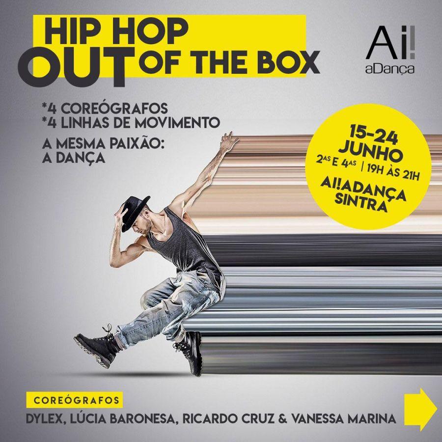 Ai!aDança | Hip Hop Out of the Box