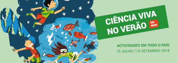 Visita à ETAR de Portalegre - Ciência Viva no Verão em Rede 2018