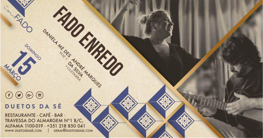 IN FADO - Fado Enredo - Daniela Mendes & André Marques da Silva