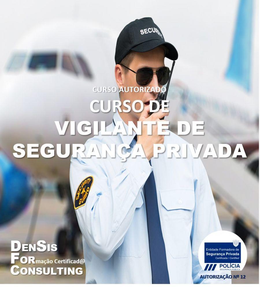 Formação Inicial de Vigilante de Segurança Privada