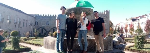 Free Walking Tour in Braga