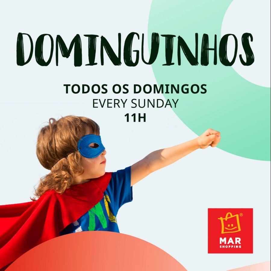 """""""Dominguinhos"""" de 8 de agosto com Pequena Sereia"""