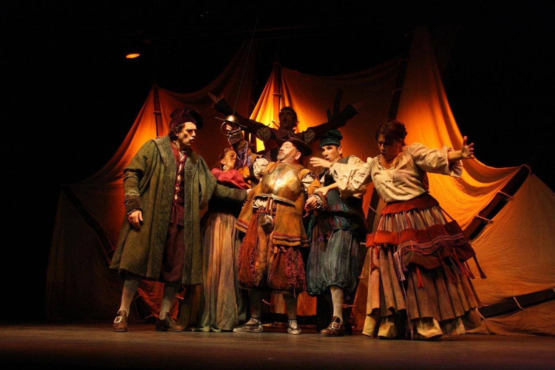 Teatro Ciclo D'Rule | 'Barataria, Sancho gobernador'