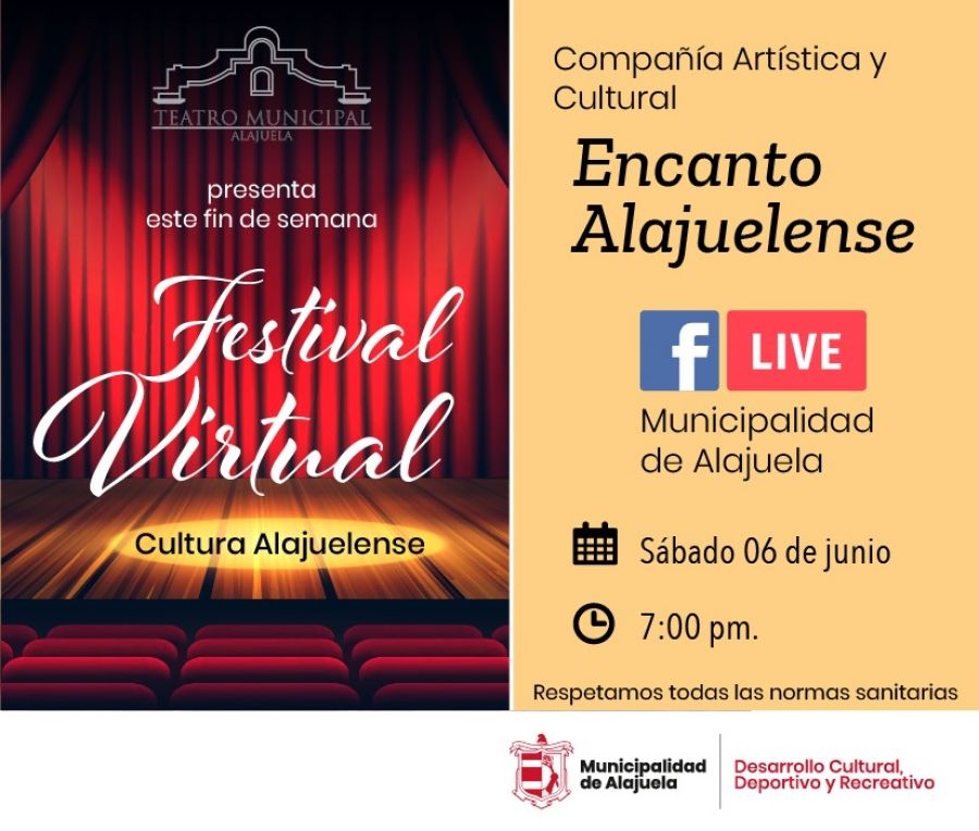 Compañía Artística y Cultural Encanto Alajuelense