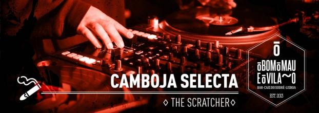 Camboja Selecta   The Scratcher