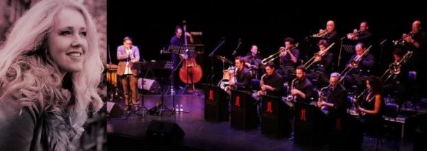 Ilse Huizinga & Orquestra de Jazz do Algarve - Concerto de Natal