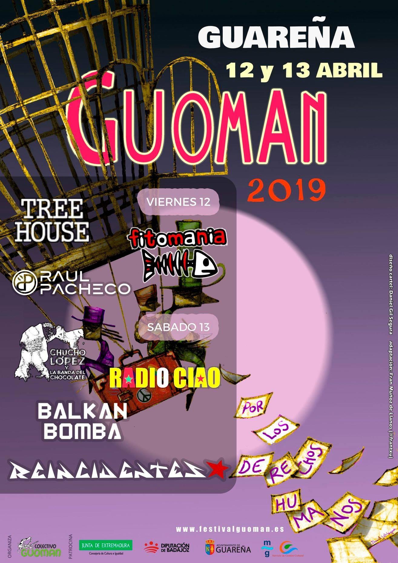 GUOMAN 2019