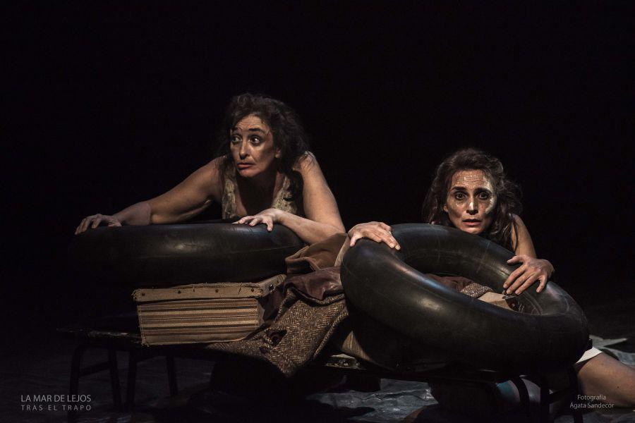 La mar de lejos - Tras el Trapo Teatro