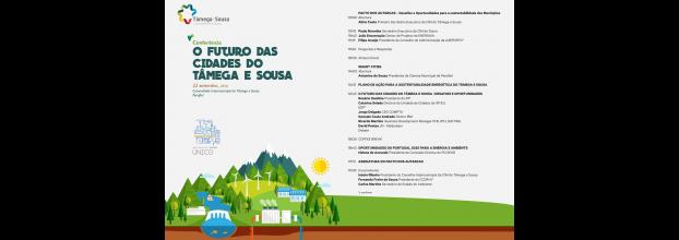 "Conferência ""O Futuro das Cidades do Tâmega e Sousa"""