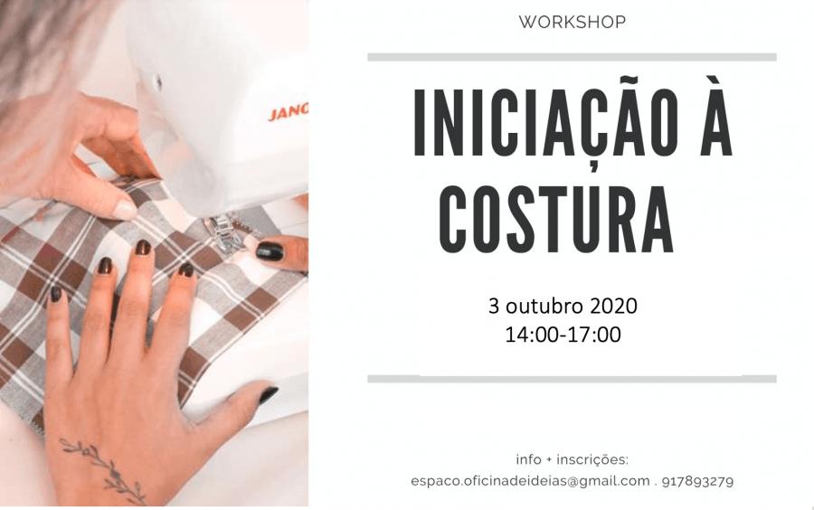 Workshop 'Iniciação à Costura'