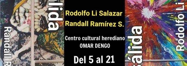 Crisálida. Rodolfo Li & Randall Ramírez. Pintura