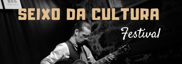 Túlio Augusto Jazz & Blues Trio - Seixa da Cultura Festival