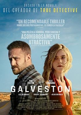 Proyección GALVESTON (Melanie Laurent, EE.UU.) || VOSE