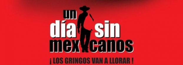 Un día sin mexicanos. Sergio Arau. México. 2004