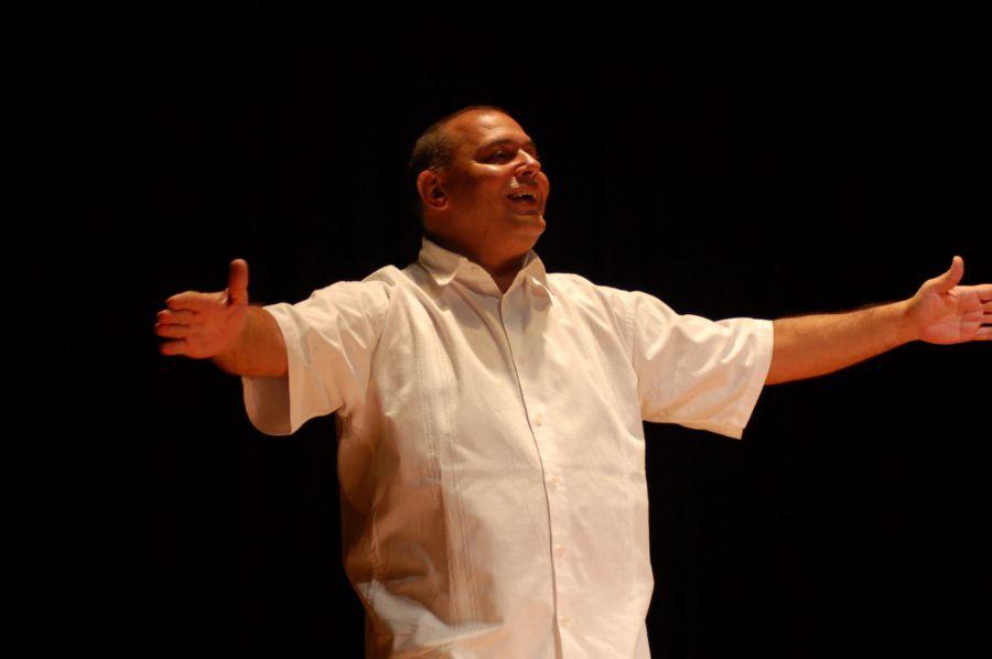 XV Festival internacional de cuenteros. Pedro Mario López & Marconio Vázquez