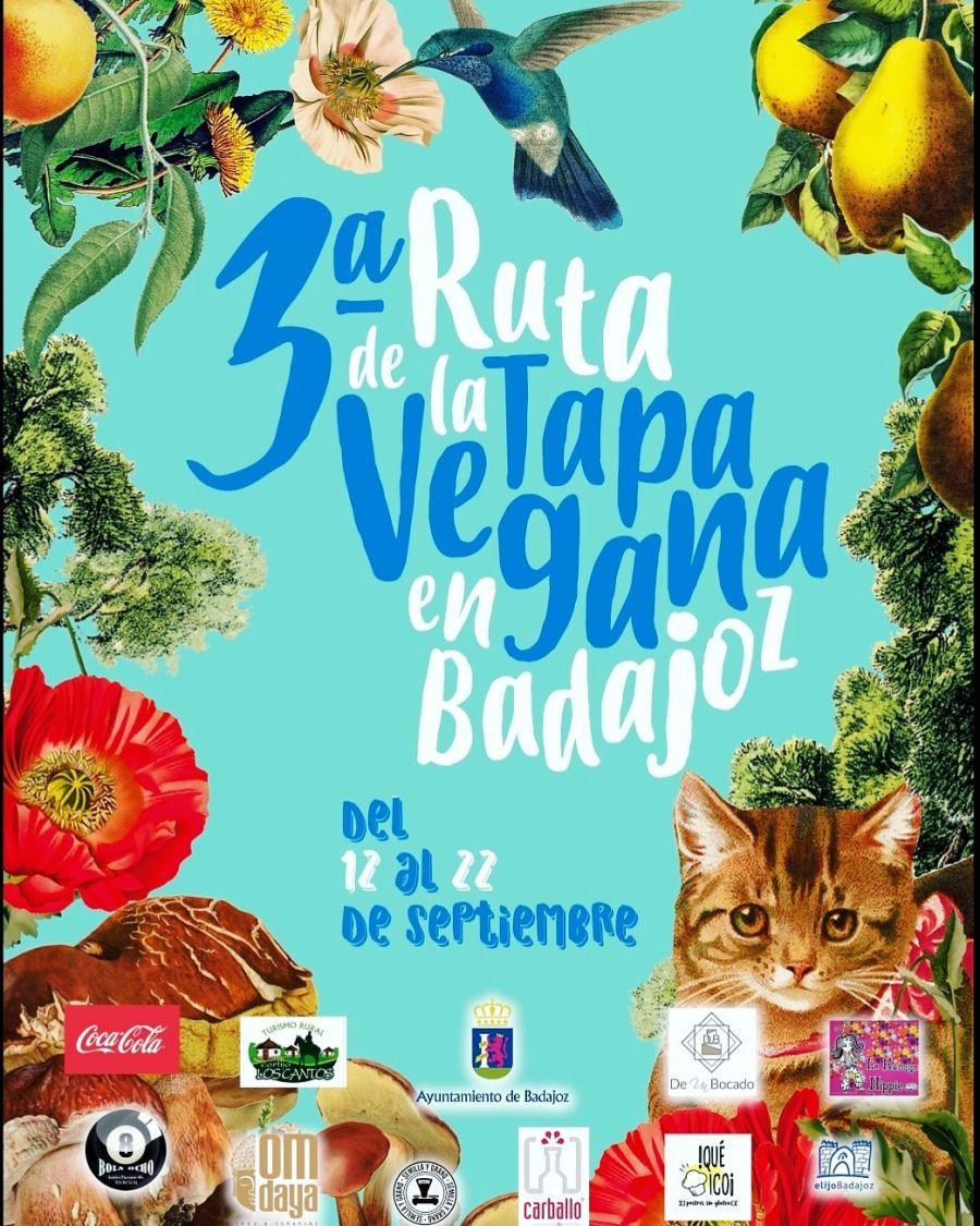 Ruta de la Tapa Vegana 3 edición