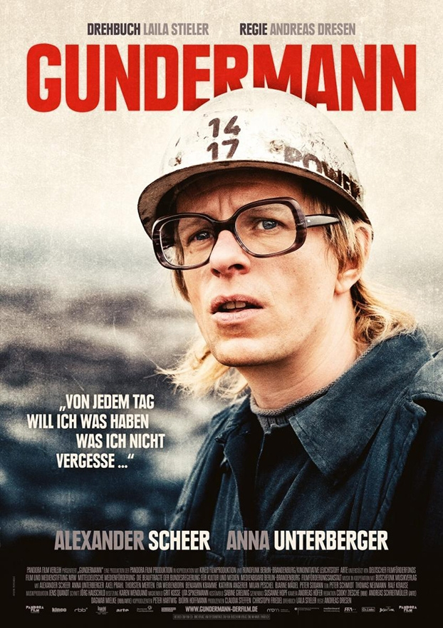 Festival de cine europeo 2019. Gundermann. Alemania