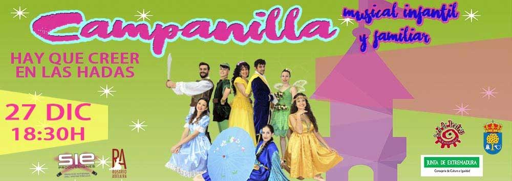 CAMPANILLA | Teatro del Mercado - NAVALMORAL