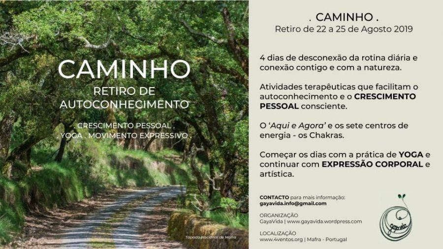 Retiro CAMINHO